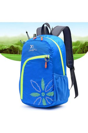 Newchic Women Men Folding Nylon Casual Light Waterproof Backpack