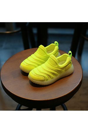 Newchic Kids Summer Breathable Hollow Out Running Shoes