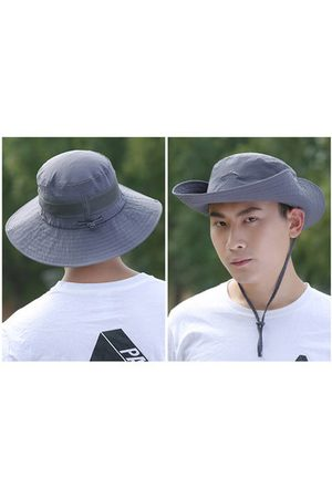Newchic Folding Fishing Bucket Hat Outdoor Sun Hat