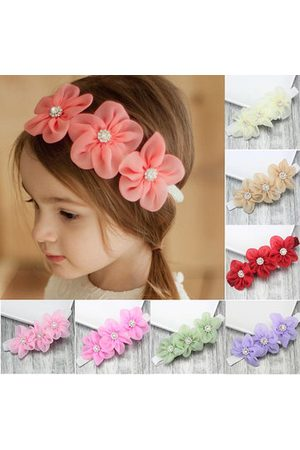 Newchic 3D Flower Girls Headband