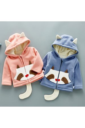 Newchic Cartoon Baby Winter Coat