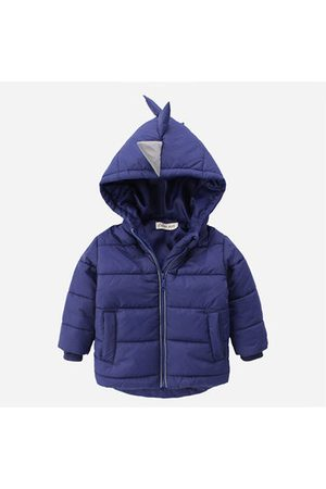 Newchic Dinosaur Winter Boys Long Sleeve Jacket