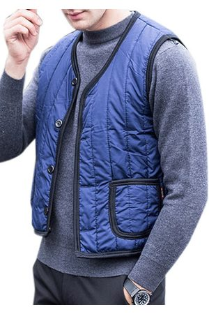 Newchic Winter Loose Thicken Warm Vest