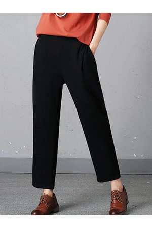 Newchic Pure Color Pants For Women