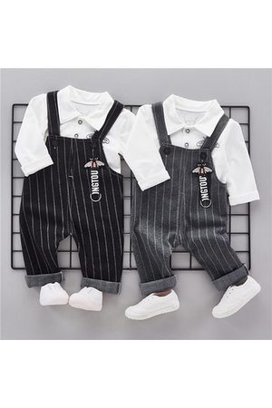 Newchic 2pcs Long Sleeve Baby Clothes Set