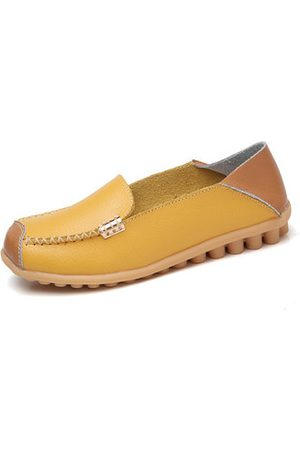 Newchic Large Size Flat Casual Loafers