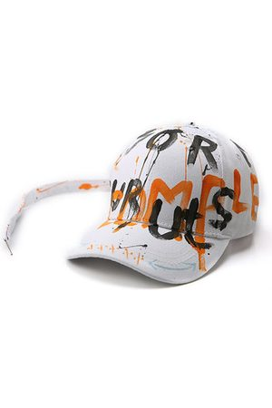 Newchic Casual Sunshade Graffiti Pattern Baseball Caps