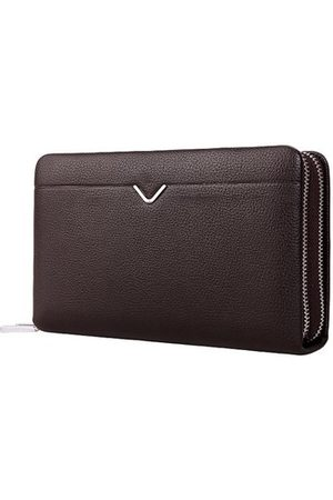 Newchic Large Capacity Multi-card Slot Business Wallet Clutch Bag