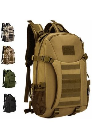 Newchic Men Rucksacks - Tactical Military Outdoor Travel Climbing Backpack For Men