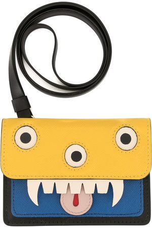 Marni Monster neck strap wallet