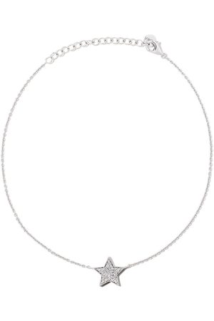 ALINKA 18kt white gold STASIA diamond anklet