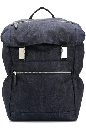 Etro Fold-top backpack