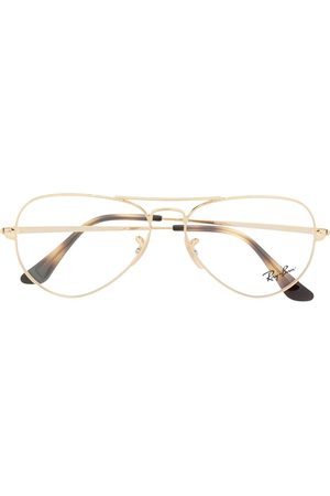 Ray-Ban Aviator frame glasses