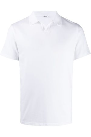Filippa K Fitted buttonless polo shirt