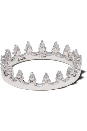 ANNOUSHKA 18kt Crown ring