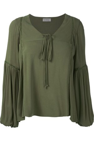 Olympiah Hagia wide sleeves blouse