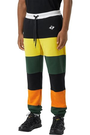 Burberry Cotton Jersey Sweatpants