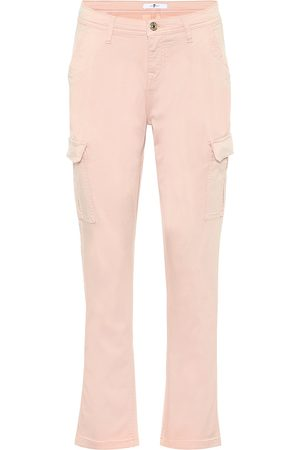 7 for all Mankind Cotton-blend twill cargo pants