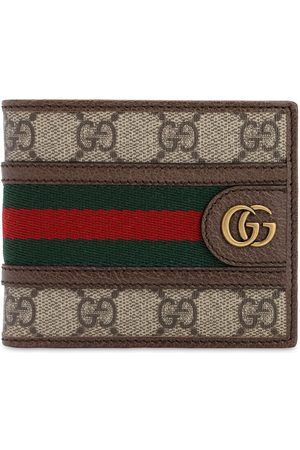 Gucci Gg Supreme Ophidia Billfold Wallet
