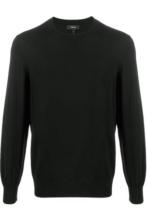 THEORY Men Long Sleeve - Long sleeve knitted jumper