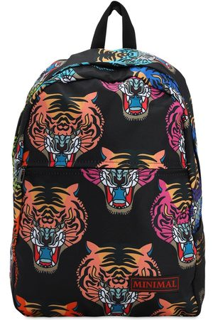 MINIMAL Men Rucksacks - All Over Print Backpack