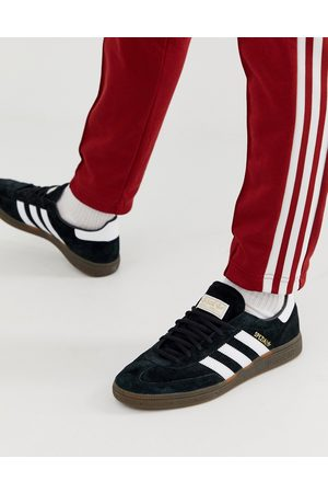 adidas Handball spezial trainers in with gum sole