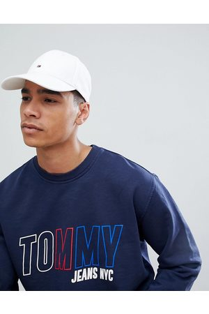 Tommy Hilfiger Classic flag baseball cap in