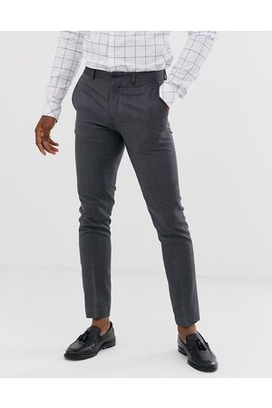 Jack & Jones Premium super slim fit stretch suit trousers in