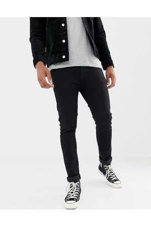 Levi's 510 skinny fit standard rise jeans in stylo wash