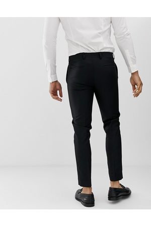 River Island Wedding skinny suit trousers in