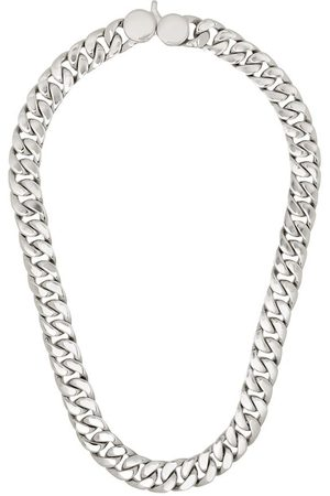 TOM WOOD Cuban curb chain link necklace