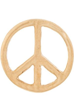 LOQUET 14kt gold Serenity Peace charm