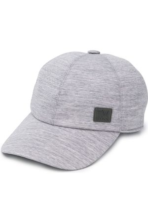 Z Zegna Logo patch baseball cap