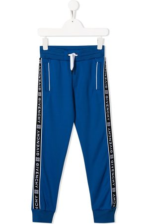 Givenchy Logo drawstring track trousers