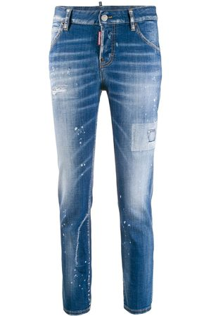 Dsquared2 Medium Paint Cool Girl jeans
