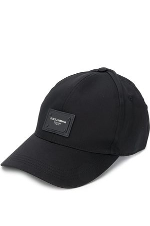 Dolce & Gabbana Men Caps - Logo patch baseball cap