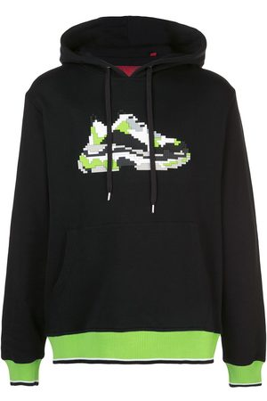 Mostly Heard Rarely Seen 8-Bit Mint Wave jersey hoodie