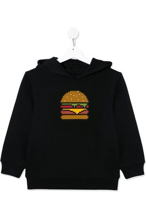 MOSTLY HEARD RARELY SEEN Burger hoodie
