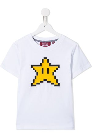 MOSTLY HEARD RARELY SEEN Star T-shirt