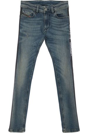 Diesel Boys Jeans - Stretch Cotton Jeans