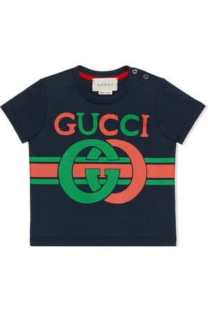Gucci Cotton T-shirt with GG print