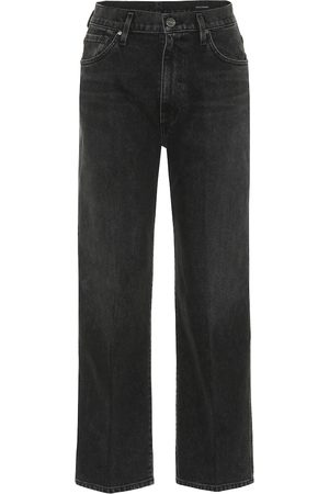 Goldsign Women Jeans - The Cropped A high-rise jeans