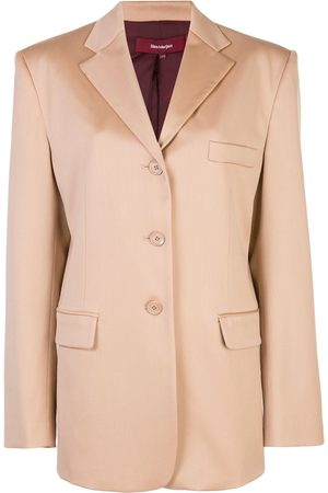 Sies marjan Molly oversized single-breasted blazer