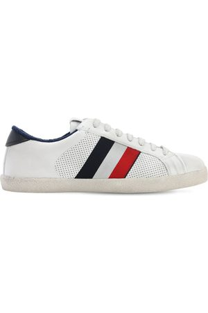 Moncler Montreal Leather Sneakers