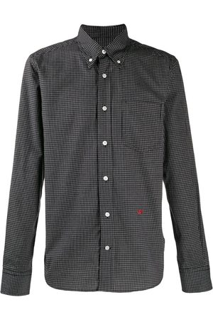 Ami Button-down Boy Fit Shirt