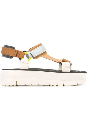 Camper Women Sandals - Oruga Up platform sandals
