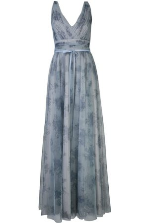 Marchesa Notte Bridesmaids Tulle floral bridesmaid gown