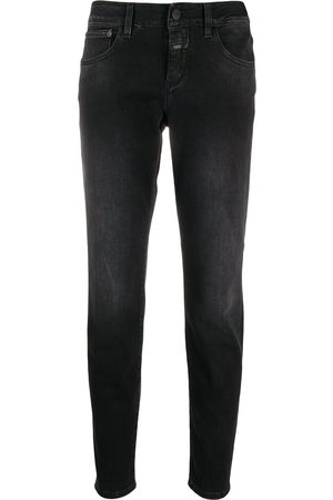Closed Women Skinny - Mid rise skinny jeans