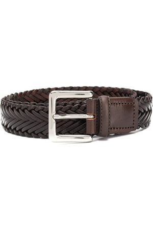 adidas Braided buckled belt