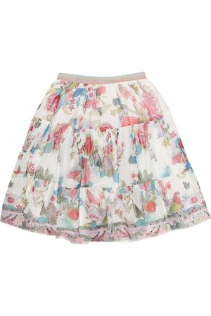 Camilla Printed skirt